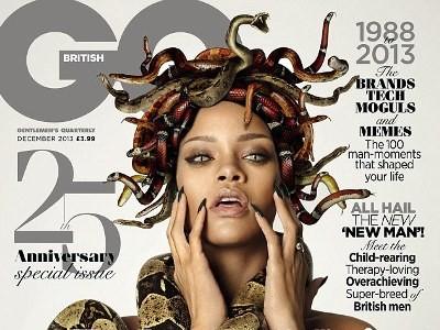 Fan hoảng hồn vì Rihanna biến thành quái vật sexy