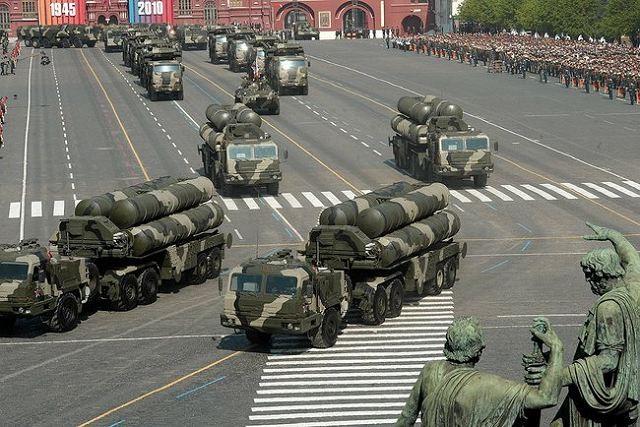 Nga tăng cường bảo vệ Moscow