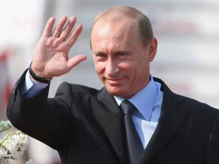 Ông Vladimir Putin là nhân vật chính trị ảnh hưởng nhất thế giới
