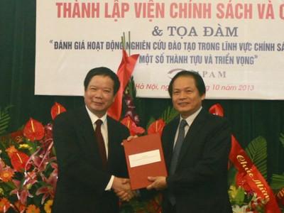Đại học KHXH&NV thành lập Viện Chính sách và quản lý
