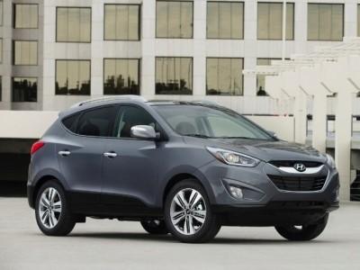 Hyundai Tucson 2014 có giá từ 21.450 USD