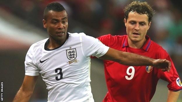Cole sẽ không còn khoác áo tuyển Anh