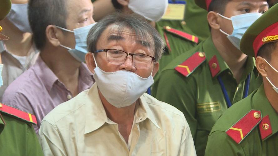 Nguyễn Khanh - kẻ cầm đầu nhóm khủng bố vừa bị tuyên phạt 24 năm tù.