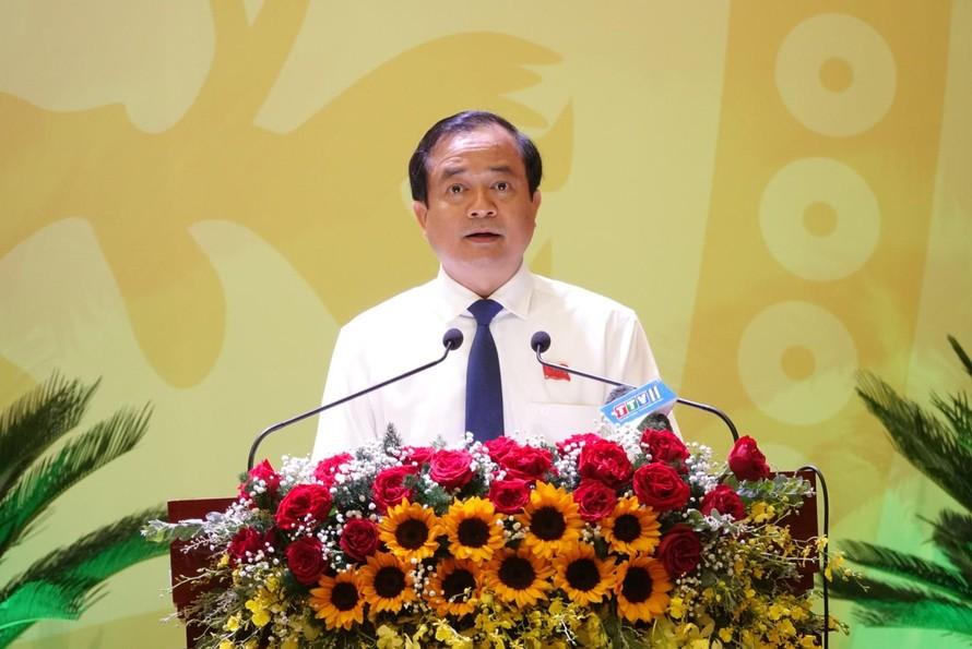 Tân Trưởng Ban Nội chính tỉnh Tây Ninh - Ông Nguyễn Hồng Thanh.