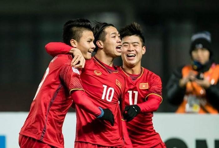 Điểm danh những chân sút Việt Nam từng ghi bàn vào lưới Iraq