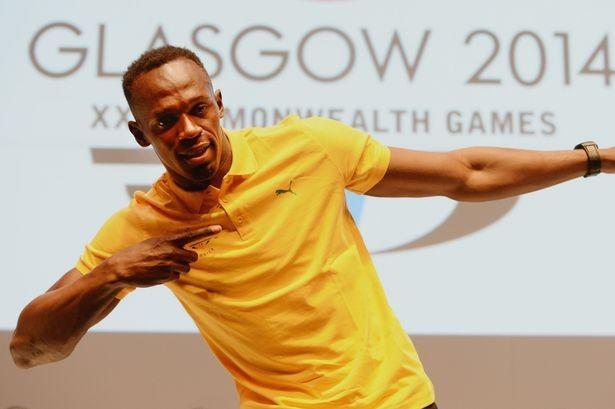 Usain Bolt vẫn luôn mơ ước được khoác áo Man United