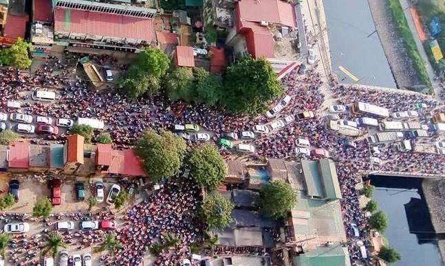 """Sau gần 1 tháng phát động, Hà Nội nhận được 39 ý tưởng """"hoá giải"""" ùn tắc."""