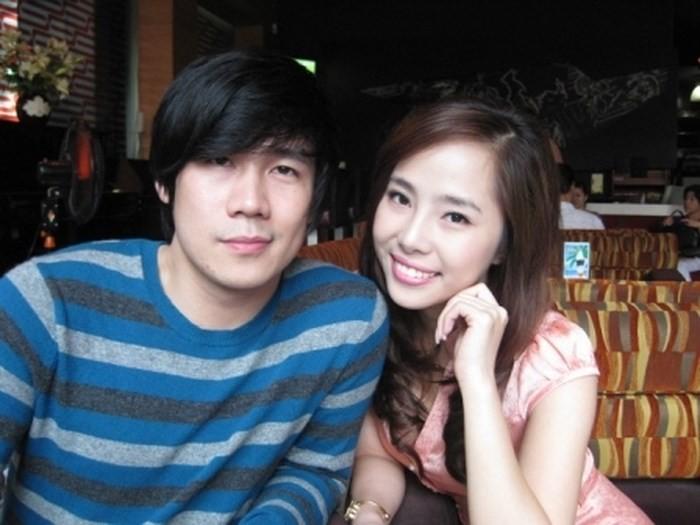 """Khánh Phương từng có mối tình đẹp kéo dài gần 2 năm với """"cá sấu chúa"""" Quỳnh Nga."""