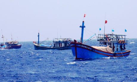 Hội nghề cá Đà Nẵng cực lực phản đối Trung Quốc.