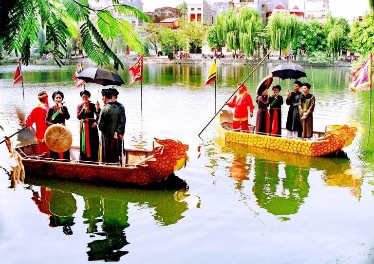 Hát quan họ, đặc sản có một không hai ở Bắc Ninh