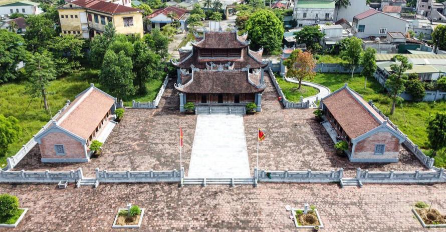Hà Tĩnh: Đề xuất xây gần 1km đường vào Văn Miếu hết hơn 46 tỉ đồng