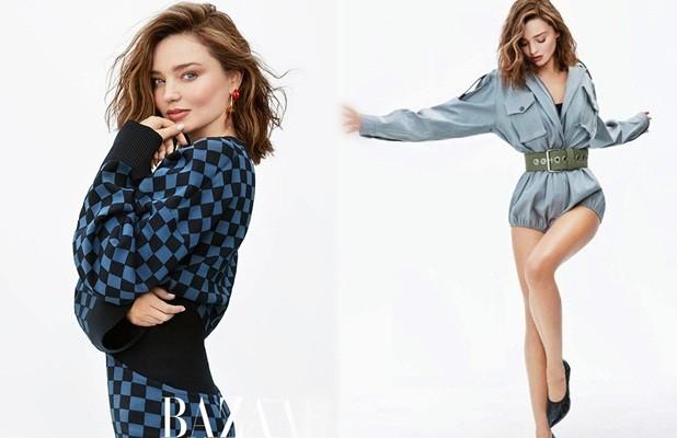 Miranda Kerr quyến rũ xinh đẹp với thần thái sang chảnh