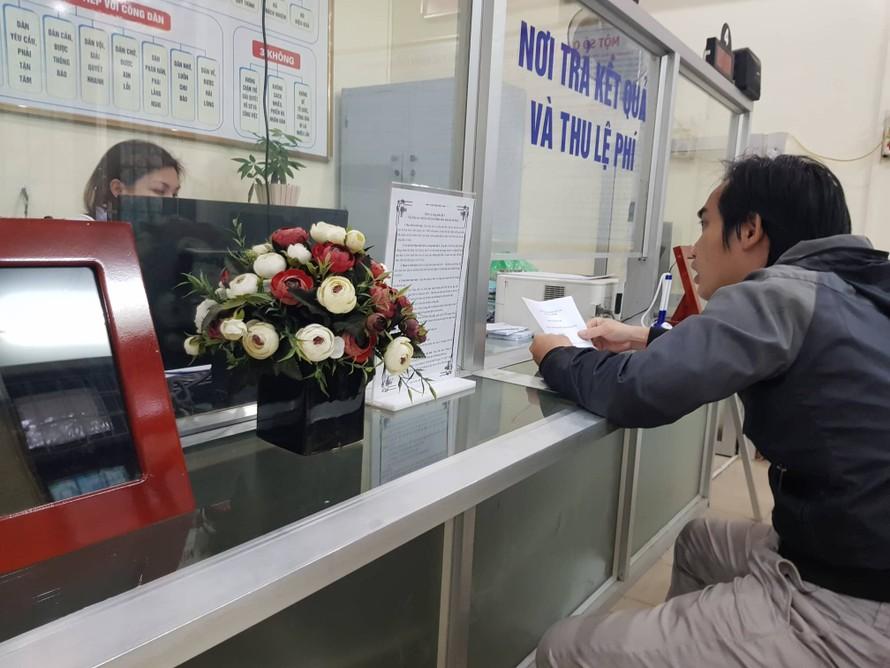 Hà Nội lập đoàn kiểm tra công vụ sở ngành, doanh nghiệp