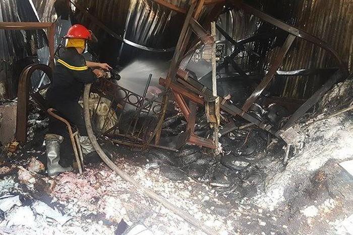 Công bố nguyên nhân vụ cháy khiến 8 người thiệt mạng
