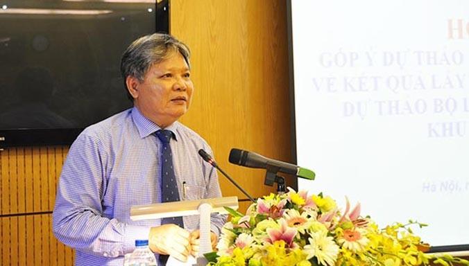 Bộ trưởng Bộ Tư pháp Hà Hùng Cường (Ảnh: BTP).