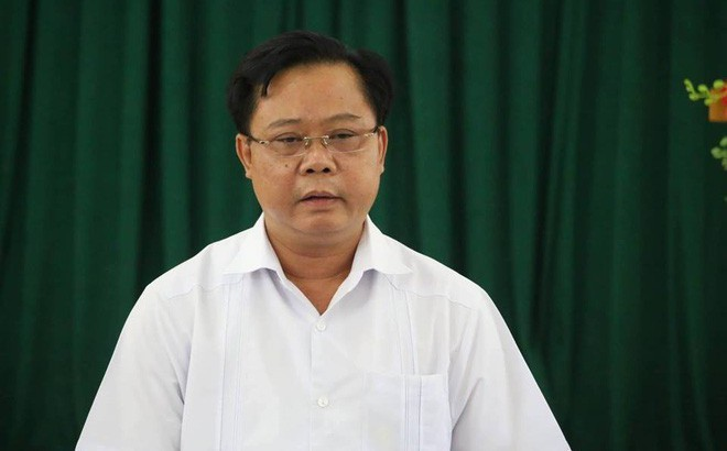 Ông Phạm Văn Thủy, Phó Chủ tịch tỉnh Sơn La