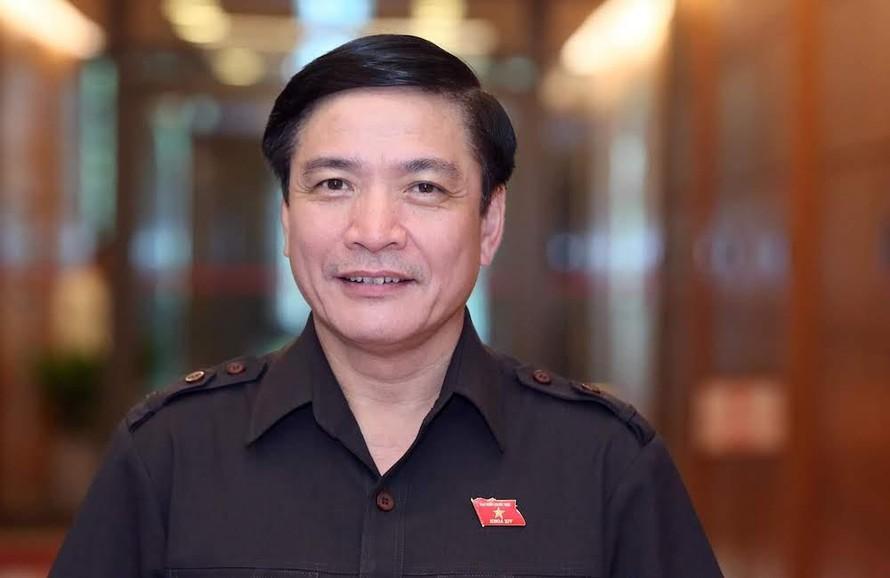Tân Tổng thư ký Quốc hội Bùi Văn Cường