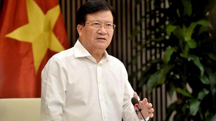 Trình Quốc hội phê chuẩn miễn nhiệm một phó thủ tướng và 12 bộ trưởng, trưởng ngành
