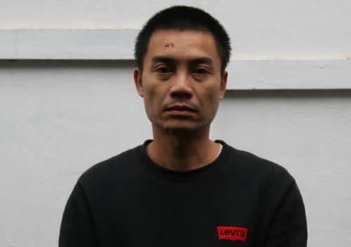 Nghi can Nguyễn Thanh Ngọc