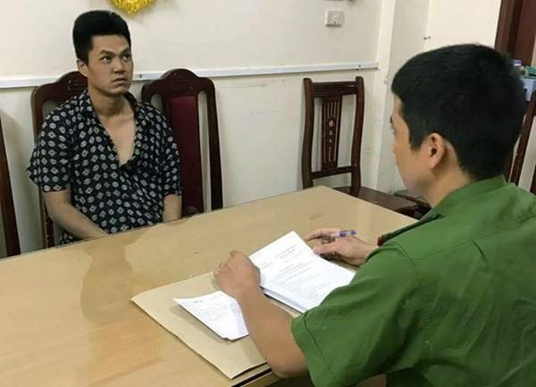 Nguyễn Minh Đức tại cơ quan điều tra