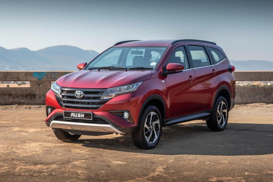 Toyota Rush cũng bị triệu hồi tại Philippines và Indonesia Ảnh: Autoindustriya