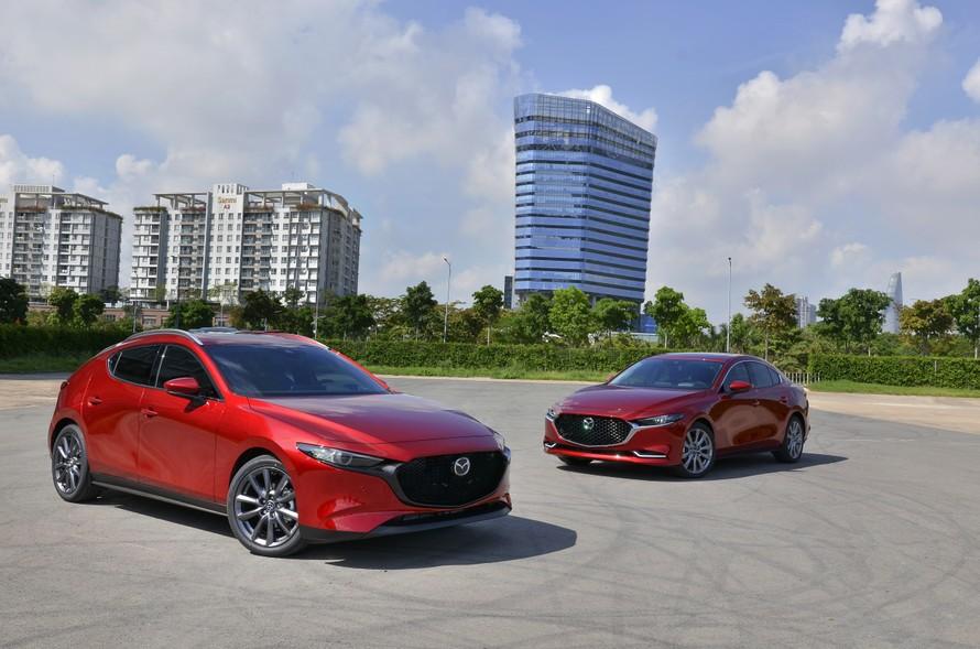 Mazda3 thế hệ mới tại Việt Nam có gì đặc sắc?