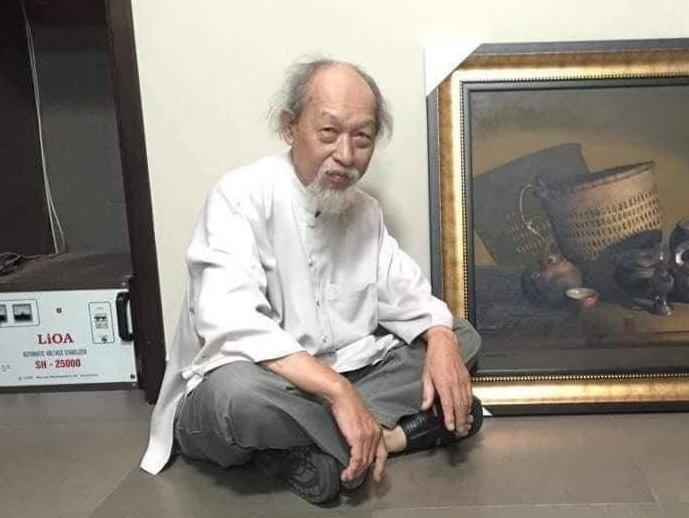 Hoạ sỹ nổi tiếng Đỗ Quang Em qua đời