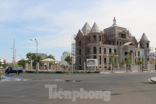 Khu đô thị du lịch biển Phan Thiết nằm trong danh sách bị Bộ Công an yêu cầu cung cấp hồ sơ. Ảnh: Công Hoan.