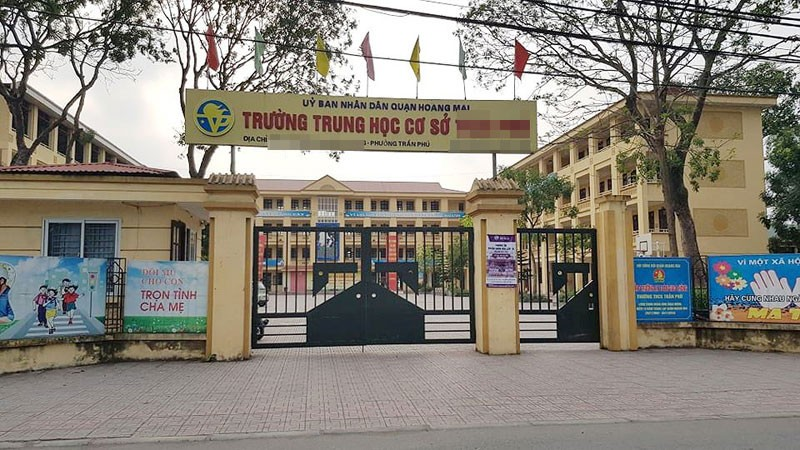 Trường THCS T.P.