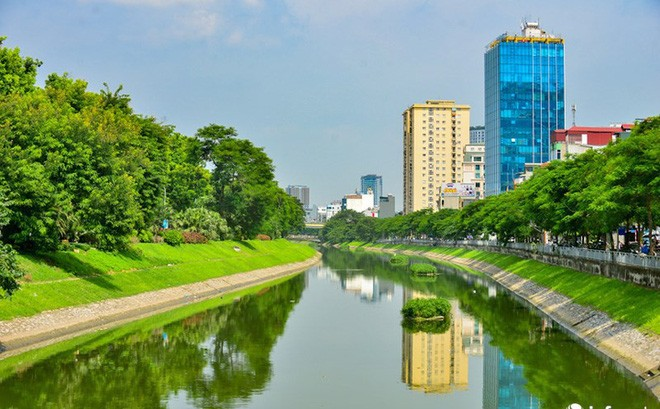 Hà Nội kỳ vọng hồi sinh sông Tô Lịch bằng nước sông Hồng