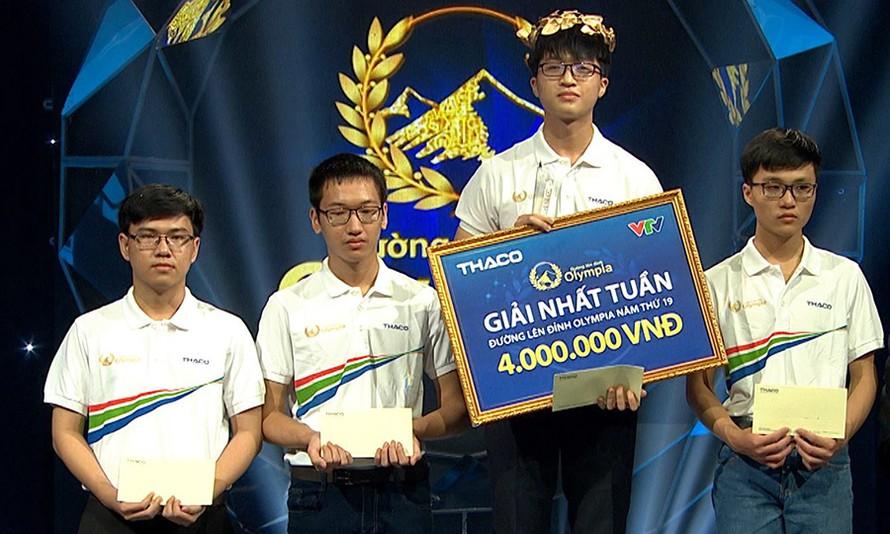 10X Hà Nội Nguyễn Thành Vinh dù mất điểm với ngôi sao hy vọng vẫn giành chiến thắng