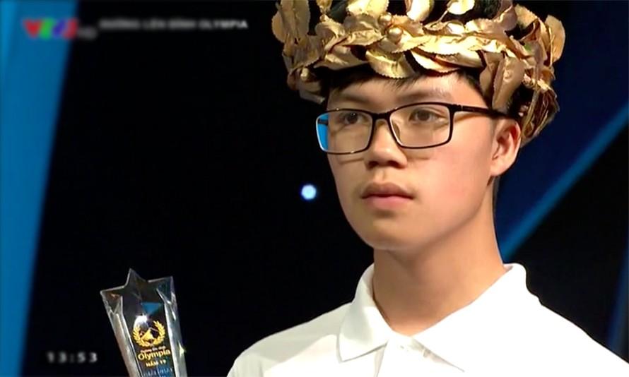 Nam sinh Phùng Trọng Nghĩa từng đọc diễn văn tốt nghiệp mẫu giáo nhất Olympia cuối 2018