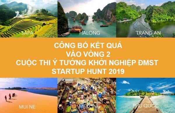 24 ý tưởng khởi nghiệp đổi mới sáng tạo vào chung khảo Startup Hunt 2019