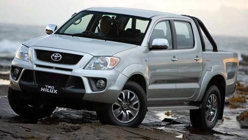 Toyota triệu hồi hơn 40.000 xe lỗi túi khí