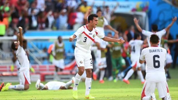 Costa Rica được 'giải oan' vụ doping