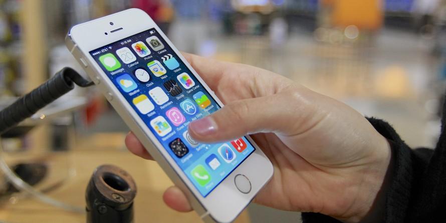 13% người dùng iPhone đánh rơi máy vào bồn cầu