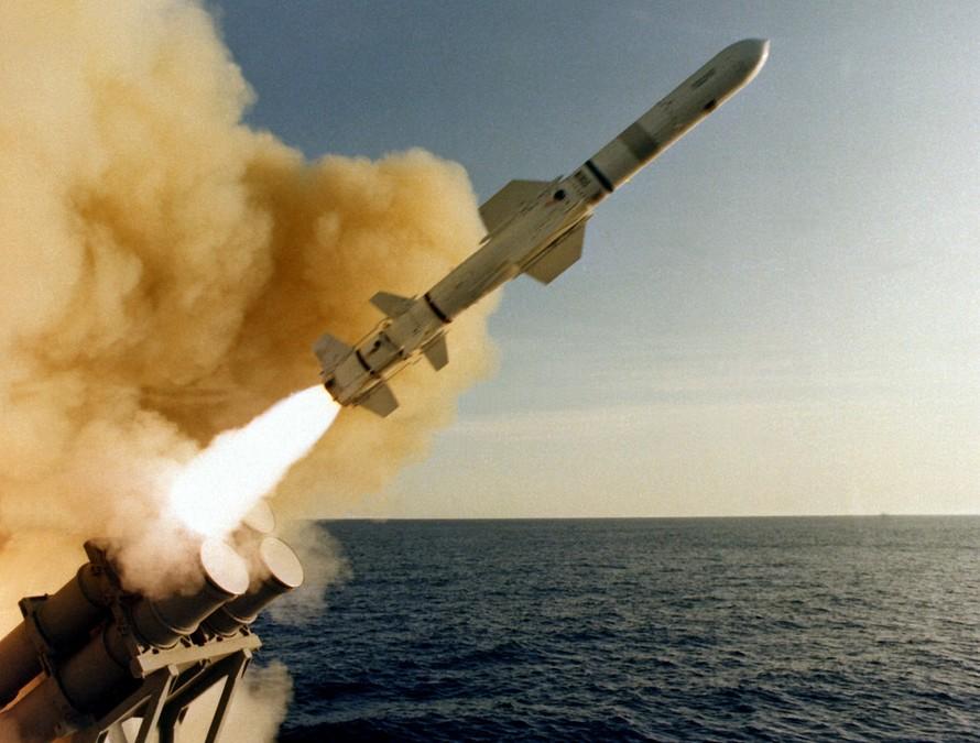 Mỹ giúp Nhật Bản đối phó tên lửa Triều Tiên