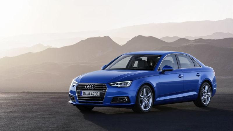 Audi A4 2017 bản sedan là một trong những mẫu xe bị triệu hồi