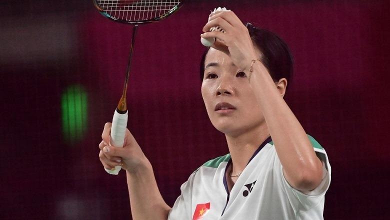 Thuỳ Linh thi đấu tự tin trong lần đầu góp mặt tại Olympic