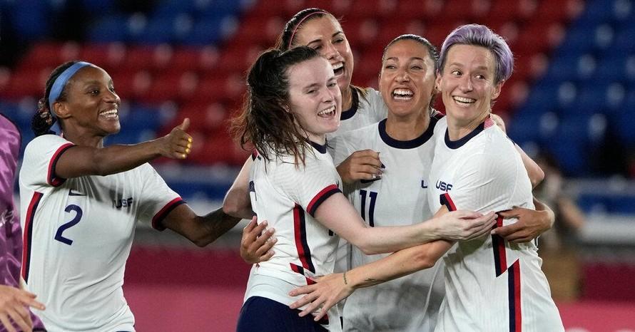Bán kết bóng đá nữ Olympic Mỹ vs Canada: Thử thách gian nan