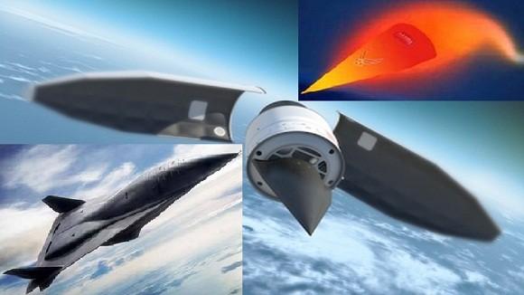 Mỹ thừa nhận thất bại vụ thử bom siêu thanh AHW
