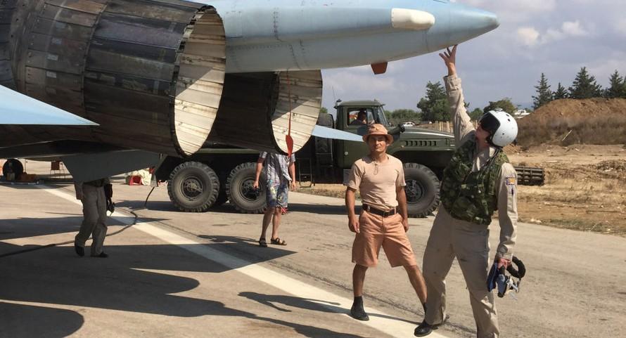 Ảnh: Bộ Quốc phòng Nga