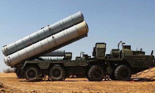 Nguy cơ xung đột Nga - Israel tại Syria vì 'rồng lửa' S-300
