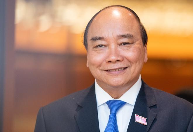 Ông Nguyễn Xuân Phúc đã được giới thiệu để bầu giữ chức Chủ tịch nước