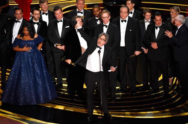 "Ekip ""Green Book"" nhận giải ""Phim truyện xuất sắc"" tại Oscar 2019"