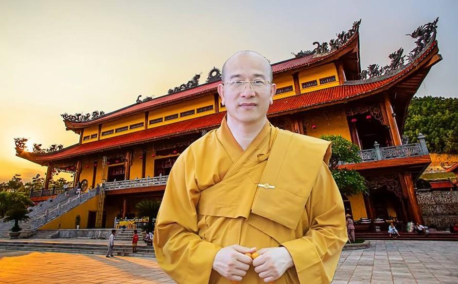 Trụ trì Thích Trúc Thái Minh trả lời về dư luận quanh chuyện chùa Ba Vàng