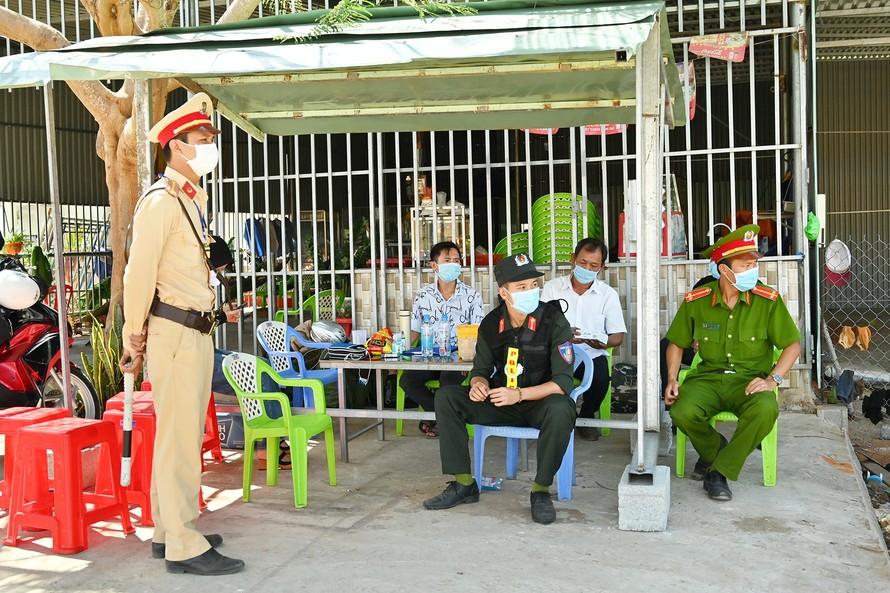Bình Thuận lập 2 chốt kiểm soát y tế khách nước ngoài