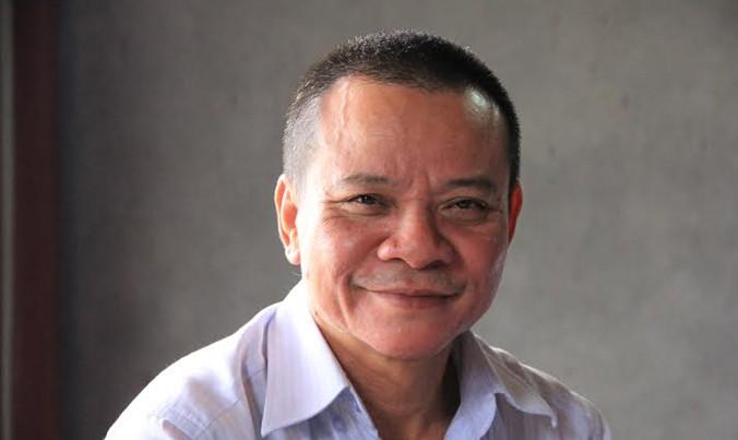 Nhà văn Phạm Ngọc Tiến.
