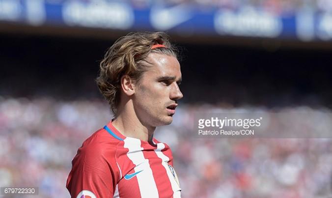 Nếu M.U giành vé dự Champions League mùa tới, nhiều khả năng họ sẽ có chữ ký của Griezmann. Ảnh: GETTY IMAGES.