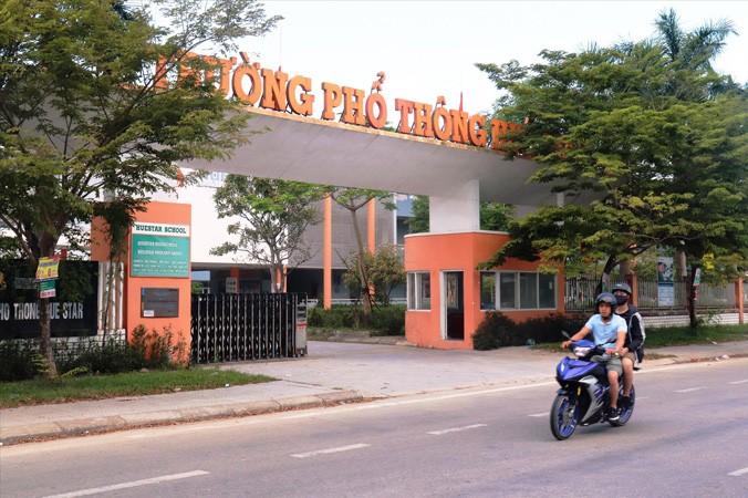 """Trường PT Huế Star - nơi chây ỳ, """"ngó lơ"""" đóng BHXH cho nhiều người lao động trong nhiều năm liền."""